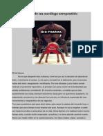 Diario de un oncólogo arrepentido