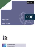 Brochure Men - Ingrid Auer - Angel Essences to Help Men