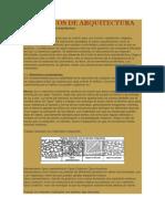 ELEMENTOS DE ARQUITECTURA