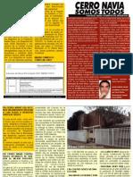 Cerro Navia Somos Todos Informa N°37