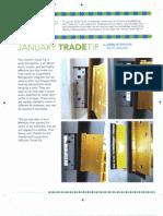 Trade Tips - 1st Half - 2012