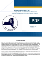 The Effective Performance Plan
