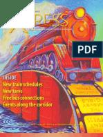 June 2012 Xpress New Mexico Rail Runner Express Magazine