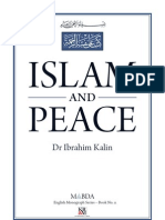011 Islam Peace Kalin