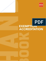 ACCA Handbook 2010