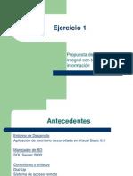 Ejercicio1 Análisis Sistemas Cte Servidor