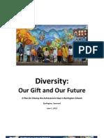 The Burlington School District's Diversity Plan Diversity Plan 06-01-12 FIXED (1)