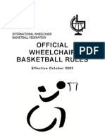 2003 IWBF Official Rules