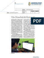 Informe de prensa del 24 de mayo al 1 de junio de 2012