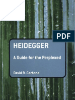 Heidegger a Guide for the Perplexed