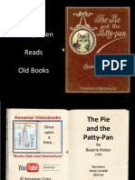 The Pie and Patty Pan, Beatrix Potter, AutoPlay