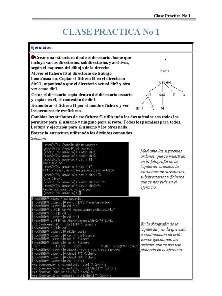 Clase Practica Unix - 1
