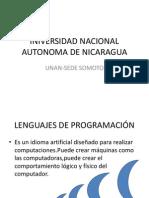 Iniversidad Nacional Autonoma de Nicaragua