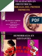 Hemorragia Del Primer Trimestre Oct2008 (Pptminimizer)