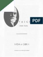 Frege - Vida e Obra (Os Pens Adores)