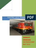 Loco Model Booklet 2003