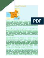 FILOLOGIA - FRANCÊS