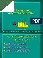 Compras Inventarios y Almacenaje