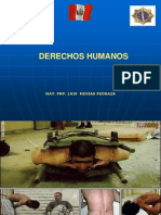 Expo Ddhh Tortura y Desaparicion