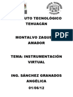 INSTITUTO TECNOLÓGICO TEHUACÁN