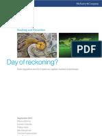 Day of Reckoning Mckinsey Report Sep11