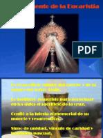 Sacramento-Eucaristía