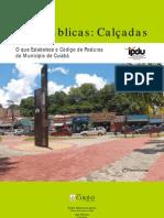Manual de Vias Públicas - Cuiabá