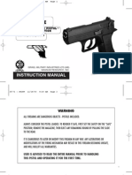 28784230 Israel Military Industries Ltd Imi Magnum Research Inc Baby Eagle Pistol Semi Automatic Pistol Double Action 9mmpara 45 Acp 40 s W Instruction