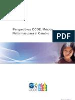 Reformas para el Cambio_México_OCDE