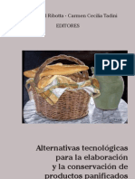 2009_Alternativas Tecnologicas Para La Elaboracion y La Conservacion de Productos Panificados