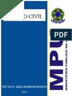 MPU - Apostila Direito Civil 2010[1]