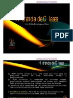 Guía de Inicialización (Fase 9) Herencia