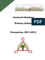 2011-2012 Prospectus Website
