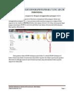 Cara memasukan file shp kedalam mapserver