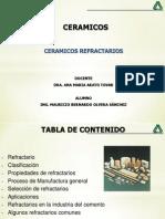 Refractarios materiales ceramicos
