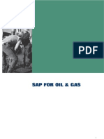 Sap for Oil and Gas Industry