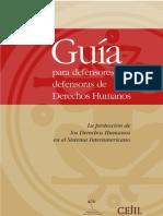 Guia Para Def en Sores y as de Derechos Humanos