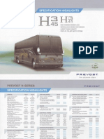 H-Series (Specification Highlights)