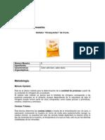 Informe Bromatología.