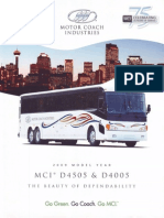 D4505 & D4005 (2009 Technical Specifications)