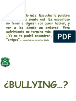 Bullying Adolescentes