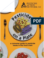 Posions on Your Plate