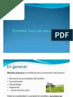 20121Clase 4 (El Medio Fisico de Una Cuenca)