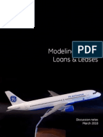 Modeling Aircraft Loans Leases 100310