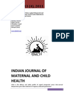 A Comparative Study of Intravaginal Misoprostol and Intracervical Dinoprostone Gel