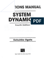 Solution manual for system dynamics 4th edition katsuhiko ogata.