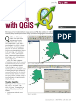 Map Making with QGIS - Part I