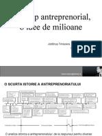 Marius Ghenea Start-up rial de Milioane