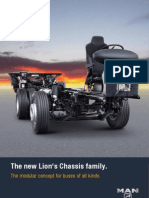 The New Lion's Chassis Family