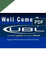 ubl Presentation1